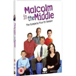 Malcolm In The Middle: The Complete Series 4 [DVD]